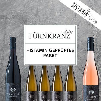 Histamin geprüftes Paket Weingut Fürnkranz
