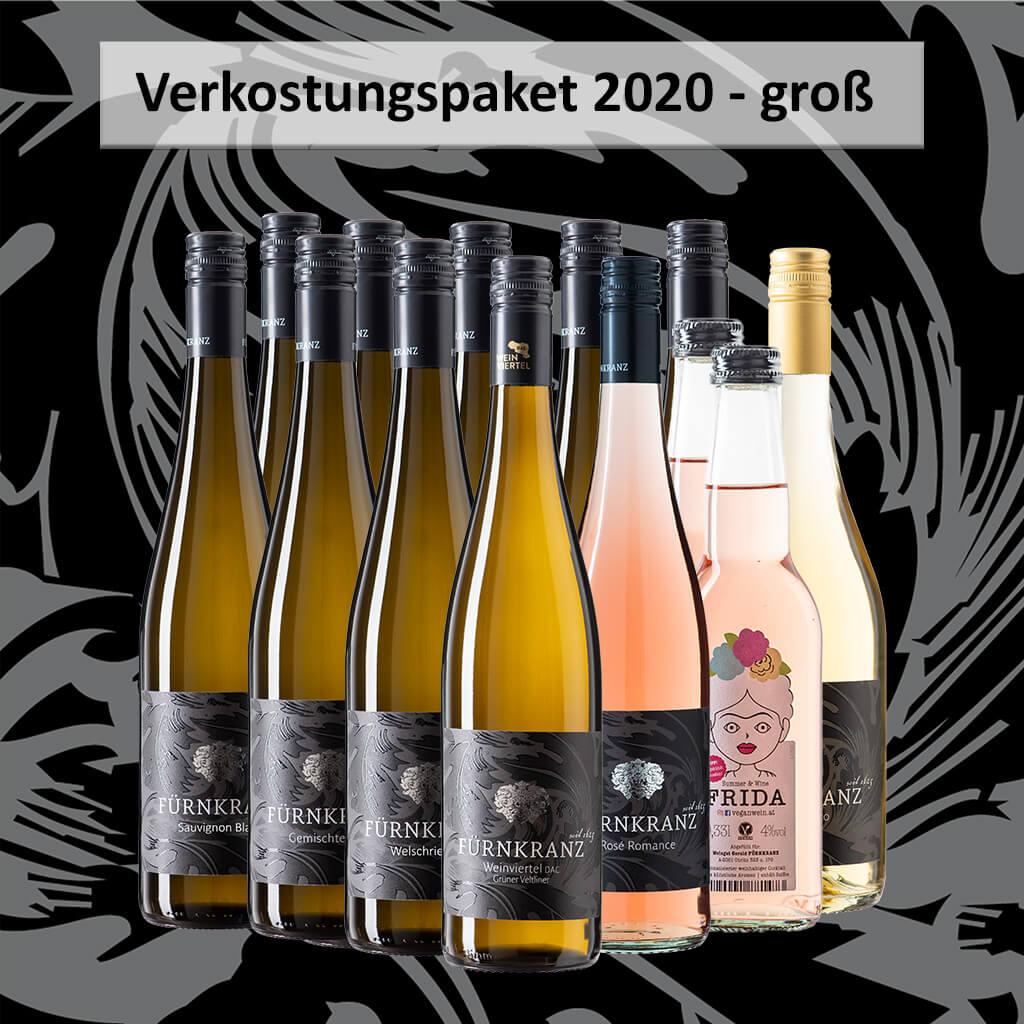 Verkostungspaket vom Weingut Fürnkranz mit 12 Flaschen groß