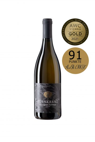 Sauvignon Traminer vom Weingut Fürnkranz AWC Gold ausgezeichnet